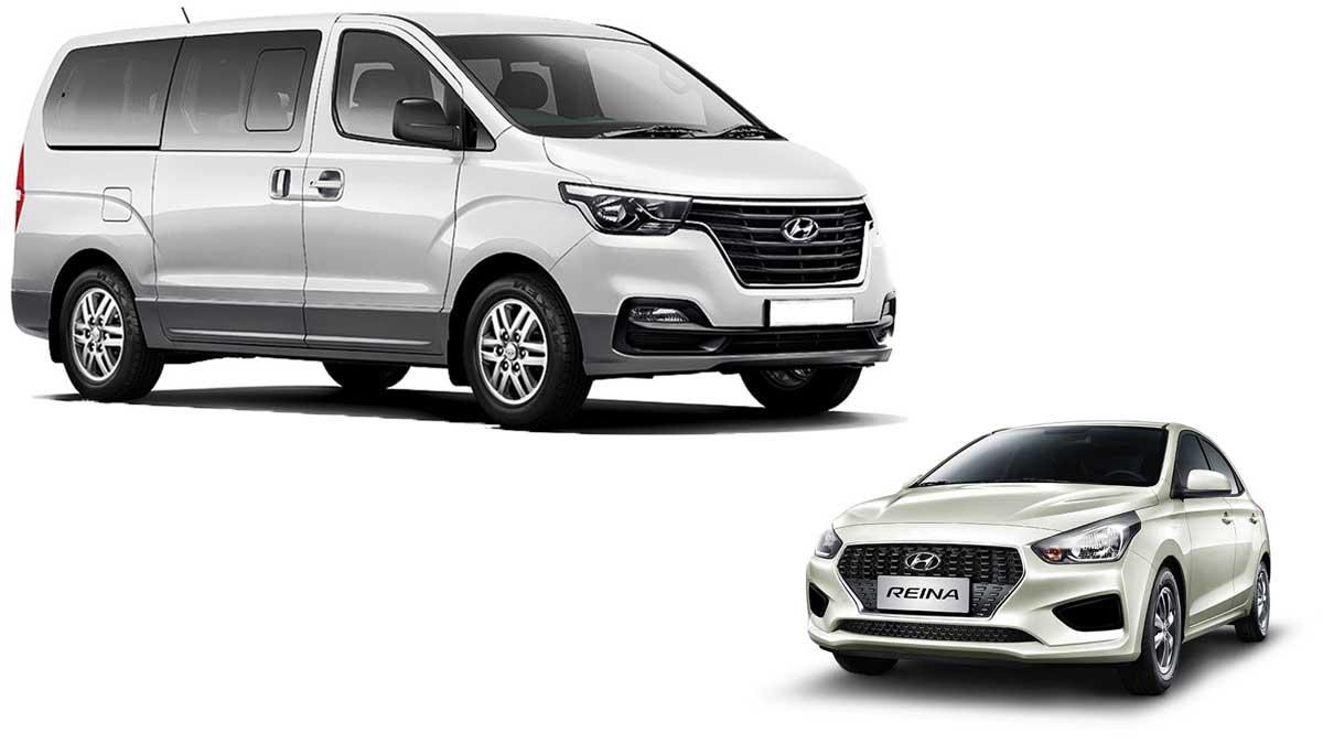 van for hire - company transport
