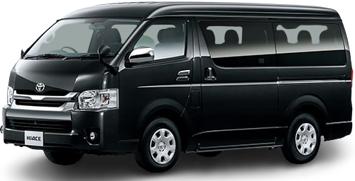 Colombo van for hire